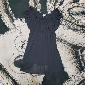 Victoria's secret smocked babydoll lingerie S